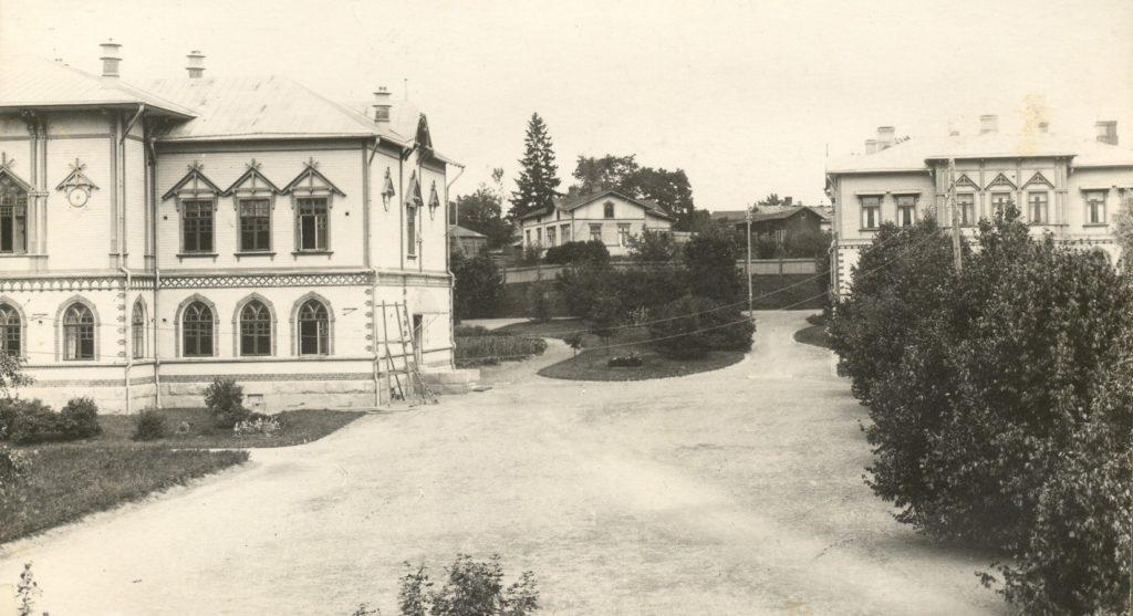Vanha kuva Seminaarista
