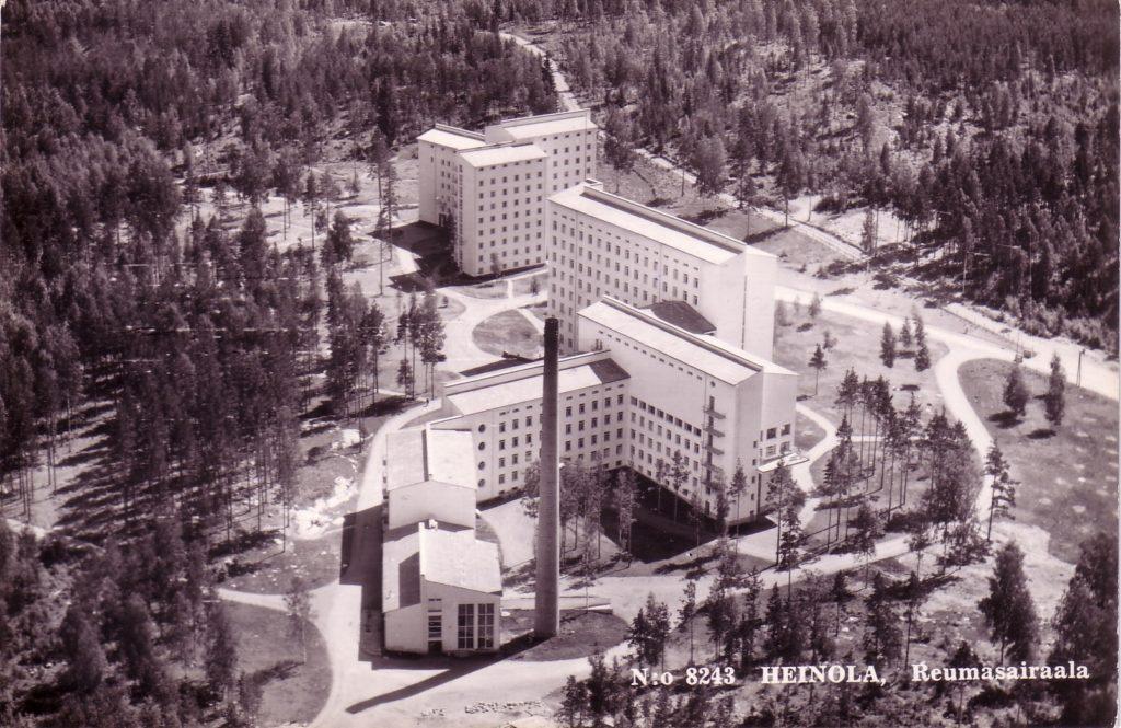 Reumasairaala