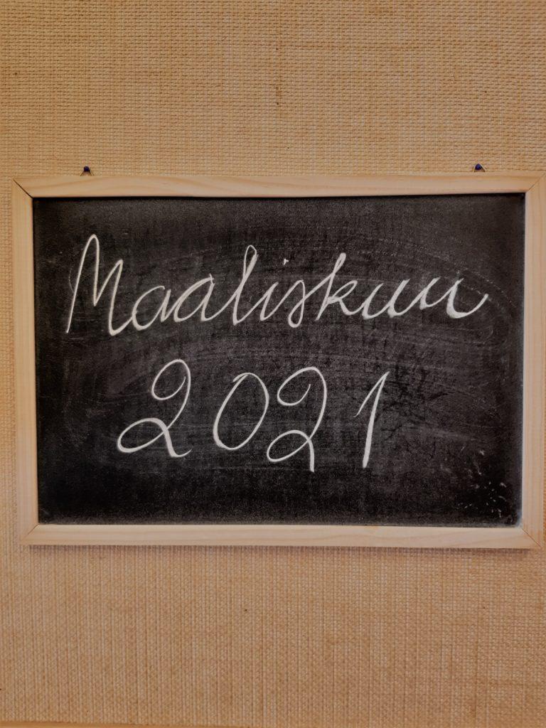 maaliskuu 2021