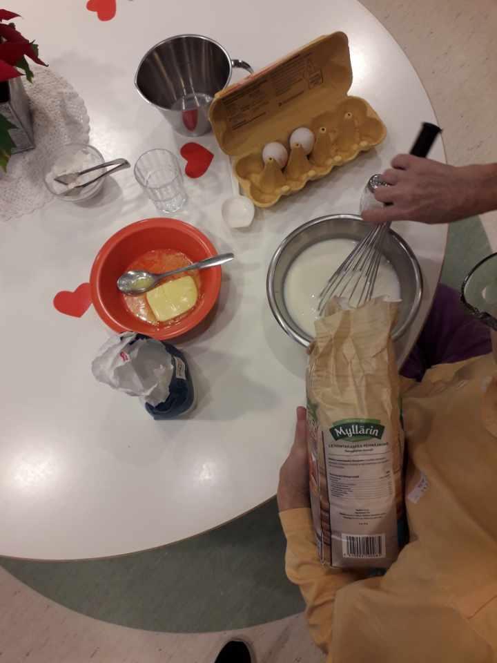 Leivontaa Mäntylässä